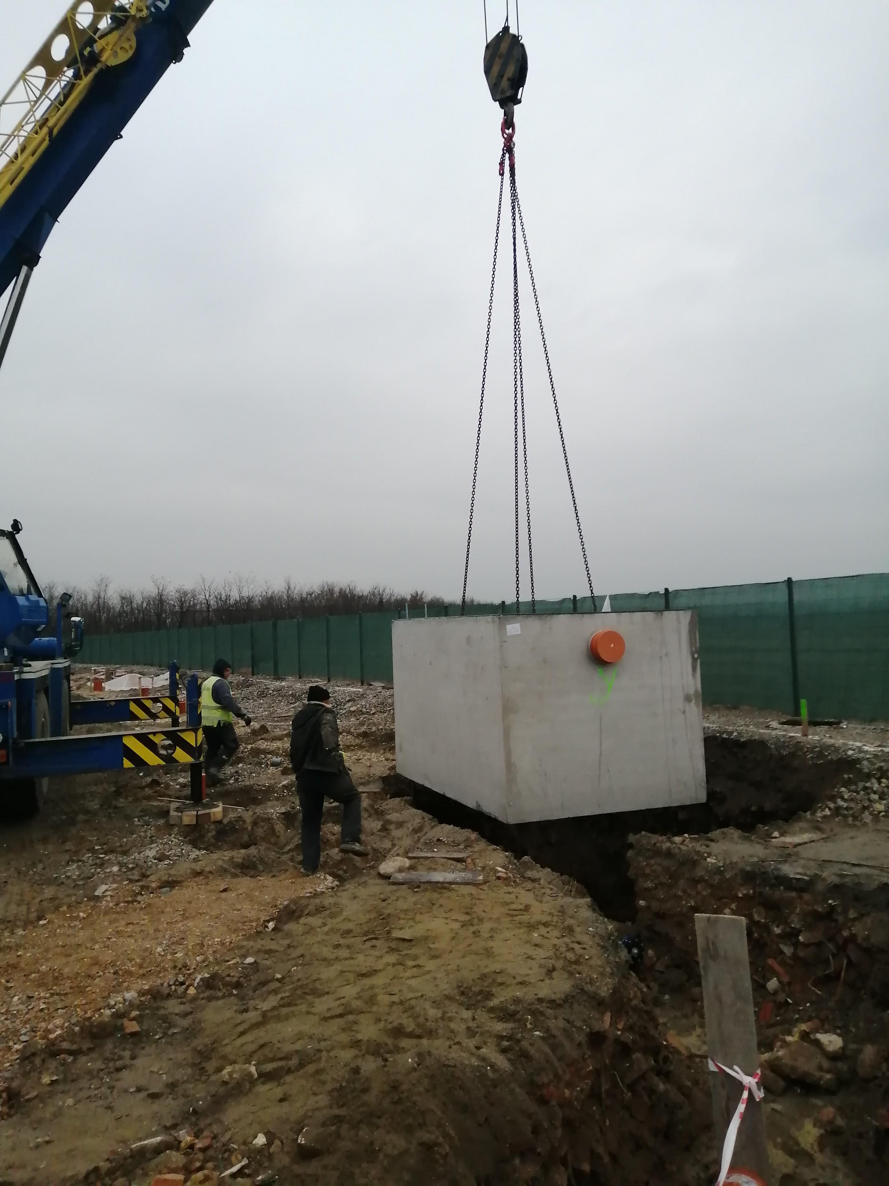 Пројектовање и извођење нових инсталација