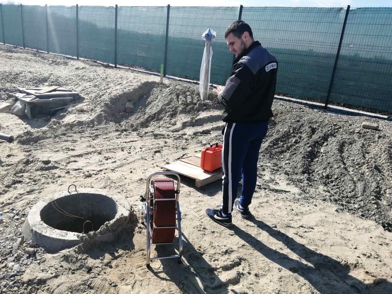 Видео мониторинг канализационих цеви